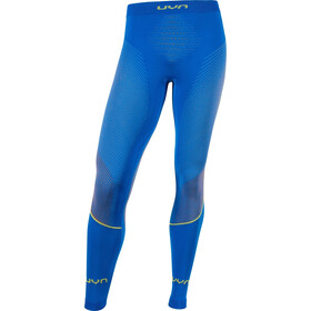 UYN Ambityon UW Pantalon Homme, fresh blue/orange shiny/yellow shiny